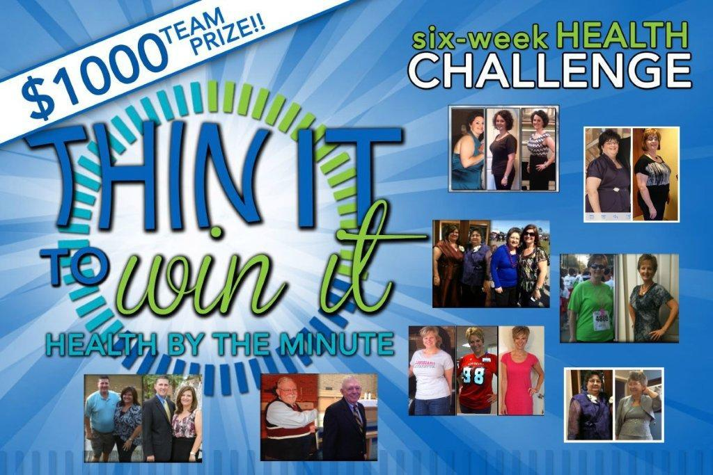 CLICK HERE FOR OUR 2014 FALL HEALTH CHALLENGE
