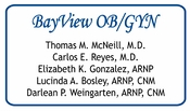 Patient Login - BayView OB-GYN