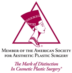 Member of American Society for Aesthetic Plastic Surgery