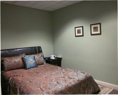 One of our Sleep Rooms (Rincon Location)