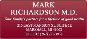 Richardson, Mark - M.D.