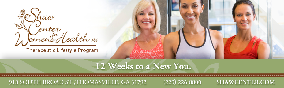 12 Weeks to a New You.